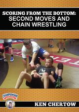 Wrestling moves from bottom